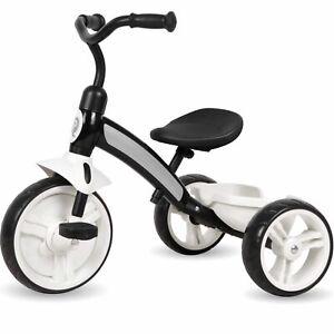 kinderdreirad ab 2 jahre kinder dreirad roller fahrrad jungen m dchen schwarz ebay. Black Bedroom Furniture Sets. Home Design Ideas