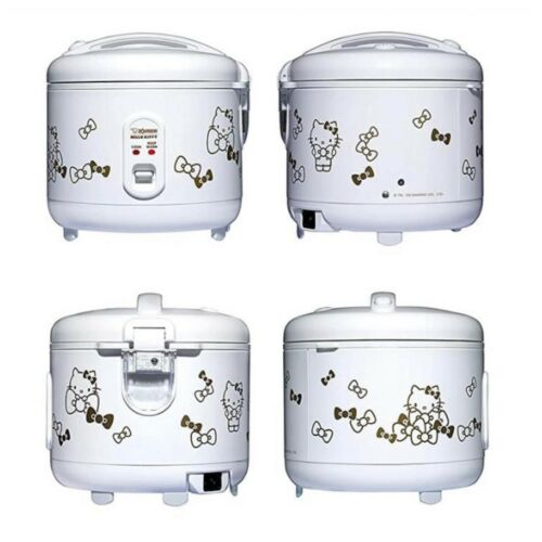 Zojirushi x Hello Kitty Limited Edition Automatic Rice Cooker /& Warmer-NEW