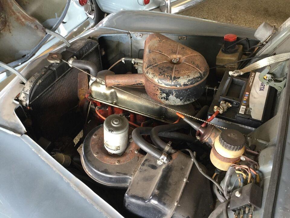 Volvo PV544 Benzin modelår 1962 nysynet nysynet