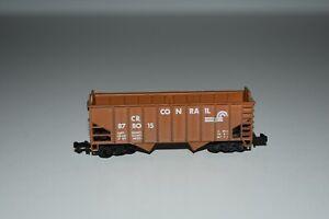 N-Scale-Conrail-Twin-Bay-Hopper-878015-C9367