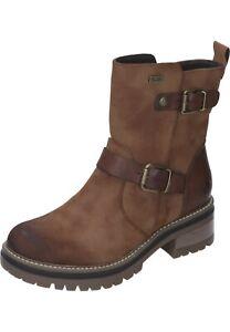 Rieker-Stiefel-Stiefeletten-Boots-Damen-Schuhe-braun-36-42-96274-24-Neu26