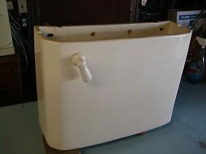 Kohler K 6797 Toilet Tank Excellent Condition Dated 5 3 30