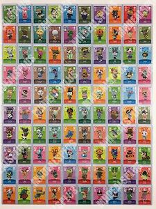 new animal crossing amiibo cards series 2 101 200 us version