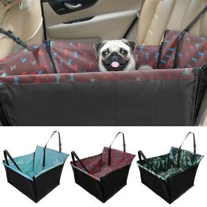 Waterproof-Dog-Car-Rear-Back-Single-Seat-Cover-Foldable-Hammock-Protector-Mat