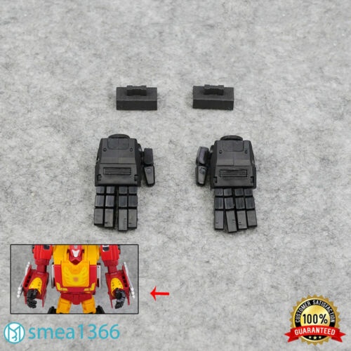 Details about  /For Transformers 3D Upgrade kits for Power of the Primes Hot Rod /& Rodimus Prime