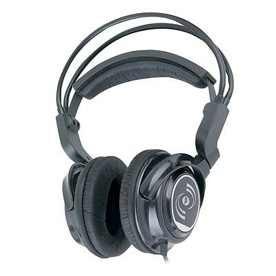 New! Professional High Quality Studio Monitor Stereo Headphones HD Sound Quality