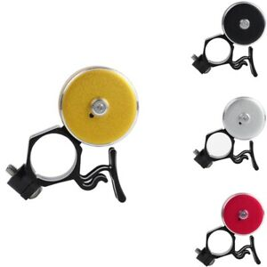 Bicycle Bell Mountain Road Bike Horn Sound Alarm for Safety Cycling Handleb X5R9