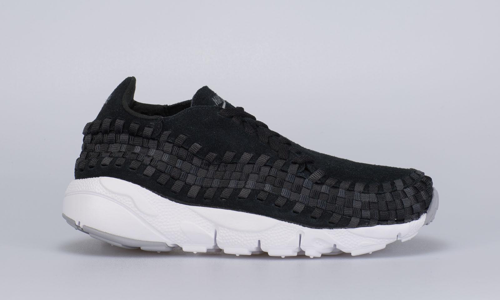 Nike Air neu Footscape Woven NM neu Air Sneaker Gr:40 schwarz schwarz free flyknit 90 97 f9a73d