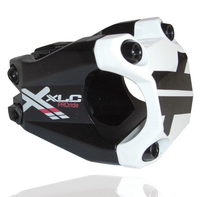 XLC Pro Ride A-Head-Vorbau ST-F02 black white,  15 , 1 1 8 , Ø 31,8mm 40mm  up to 65% off