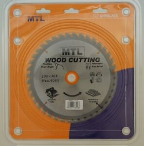 200mm-dia-x-40T-x-30mm-bore-MTL-brand-TCT-Circular-Saw-Blade-for-Wood-cutting