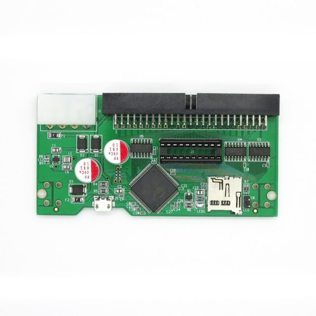 """SCSI2SD 3.5"""" includes 50-pin SCSI to SD Card Adapter (50 Pin SCSI Hard Disk)"""