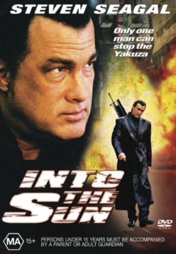 1 of 1 - Into The Sun (DVD, 2005)
