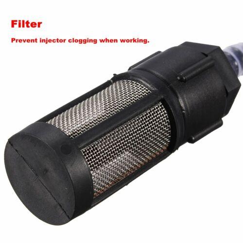 """3//4/"""" Venturi Fertilizer Injector Garden Irrigation Device Switch Water Tube Set"""