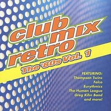 Various Club Mix Retro:80s Vol. 1 CD