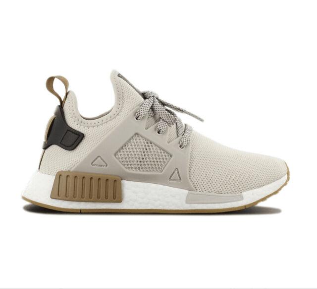 ADIDAS ORIGINALS NMD XR1 Boost Clear Brown Black Schuhe