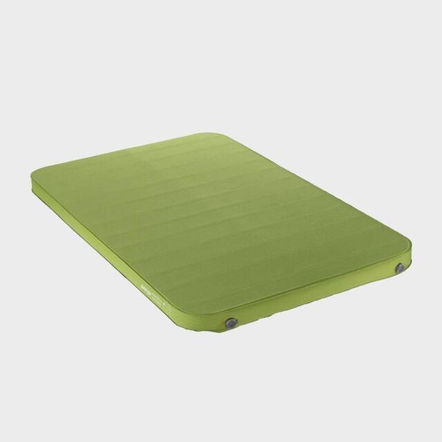 Vango Shangri-La 10 Double Sleeping Mat - Quick Self-Inflating Camping Mattress
