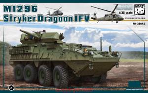 Panda Hobby 1 35 PH35045 M1296 Stryker Dragoon IFV 2019 New