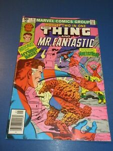 Marvel 2 in 1 #71,74 Bronze age lot of 2 Fine+