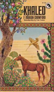 F-Marion-Crawford-Khaled-Ballantine-1971-1st-thus-Fantasy-873350