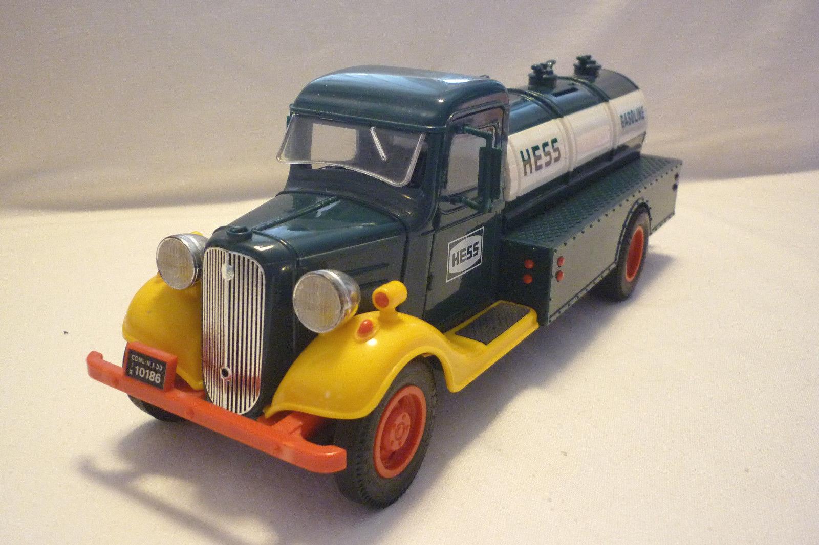 Hess-modèle-Gasoline tankauflieger - (5.div-4)