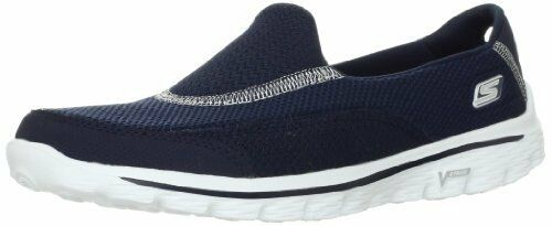 Skechers Slip-On Performance Damenschuhe Go Walk 2 Slip-On Skechers Walking Schuhe- Pick SZ/Farbe. 6e8aca