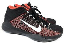 size 40 98f8c cf4c3 item 5 Nike Men s Zoom Ascention Basketball Shoes Black Red  832234-003  Size 8 -Nike Men s Zoom Ascention Basketball Shoes Black Red  832234-003  Size 8