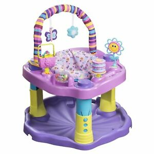 8478c26ce430 Evenflo 61731198 Baby Bouncer Jumper Exersaucer Learning Activity ...