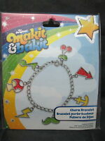 Makit Bakit (make & Bake) Charm Bracelet With Charms Kit 3