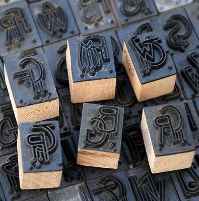 Streng Jugendstil Wäschestempel Monogramm Initial Schablone Stempel über 250 Z. Auswahl Reinweiß Und LichtdurchläSsig