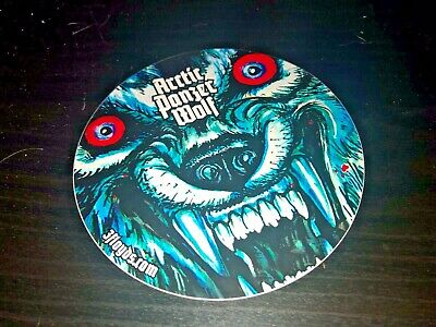 "Brand New 4/"" Round Sticker Three Floyds Brewing CO Gumball Cosmonaut 3 Floyds"