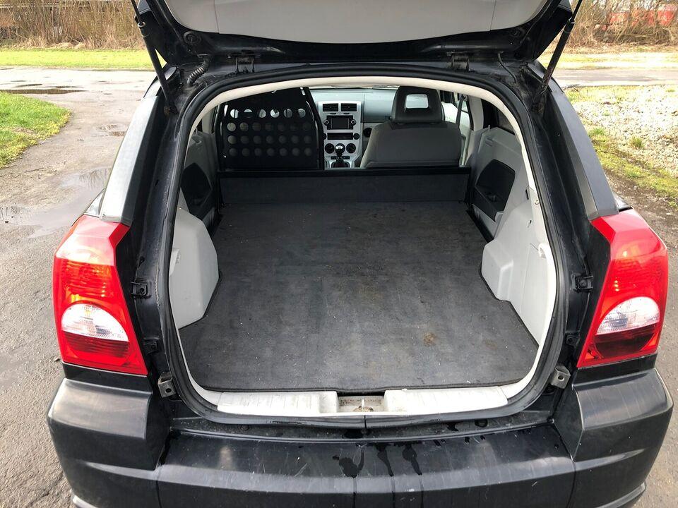 Dodge, Caliber, 2,0 CRD SE Van