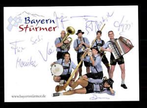 Sinnvoll Bayern Stürmer Autogrammkarte Original Signiert # Bc 115727 Mangelware Musik