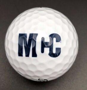 MHC Logo Golf Ball (1) Titleist Velocity Preowned | eBay
