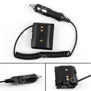 1x-Car-Charger-Battery-Eliminator-Adapter-For-Yaesu-VX-7R-VX-6R-VX-5R-Radio