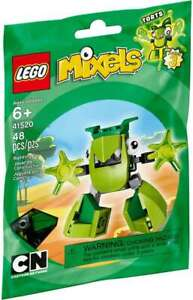 LEGO 41520 MIXELS SERIES 3 TORTS RETIRED SEALED BAG NEW LA033