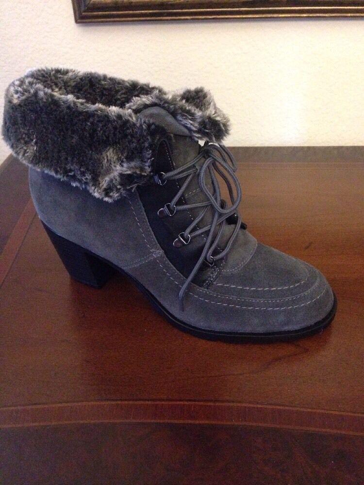 Nuevas botas Impermeables Para Mujer Tacón Alto Sporto Sporto Sporto tamaño 9.5M cómodo otoño o invierno 3377ec