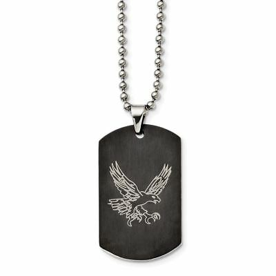 Silver Yellow Plated Eagle Charm 46mm