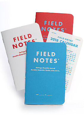 Field Notes Resolution Set