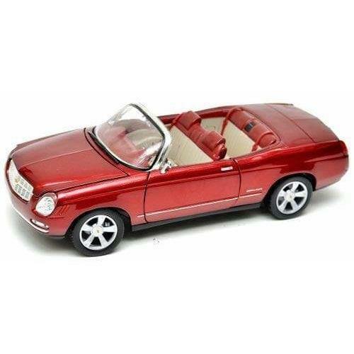 Motormax Chevrolet Bel Air Concept Red 1//18 Diecast Model Car
