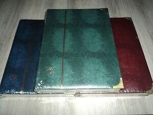ALBUM TIMBRE NEUF LEUCHTTURM COMFORT DELUXE - CLASSEUR A4 de 64 PAGES RrwXgkcc-07140415-392770628