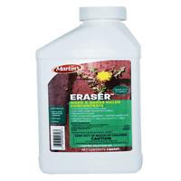 Glyphosate 41% Weed Killer Herbicide Conc 32 Oz Eraser Weed Killer Herbicide