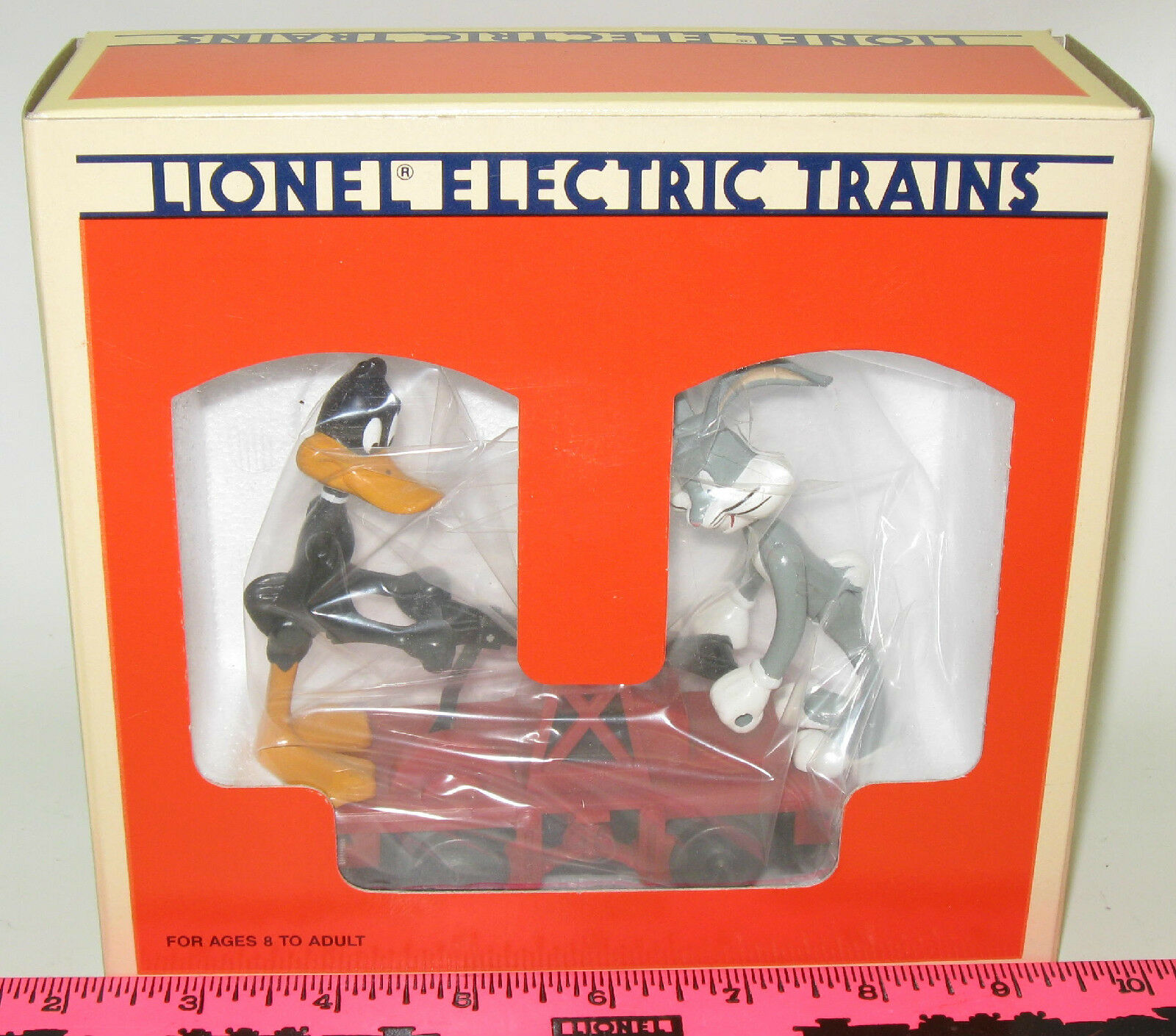 Lionel 6-18416 Bugs and Daffy handcar
