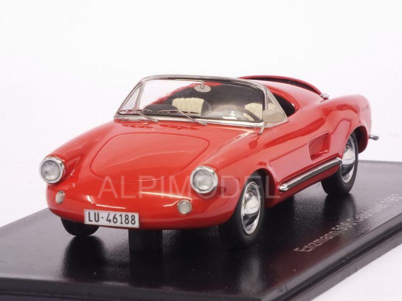 EnzhomHommes 506 Cabriolet based on VW rouge 1 43 NEO  46188  profitez de 50% de réduction