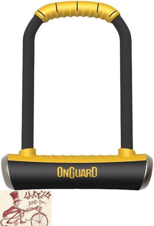 ONGUARD PITBULL 4.5 X 9  ULOCK WITH BRACKET