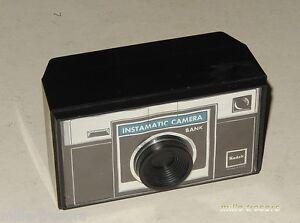 RARE-TIRELIRE-en-APPAREIL-PHOTO-Instamatic-Camera-Bank-KODAK-Vintage-fin-60-039