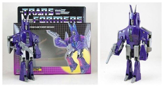 DECEPTICON CYCLONUS Transformers Reissue Transformer G1 Christmas Gift