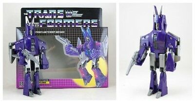 Transformers G1 Cyclonus reissue brand new Gift toys