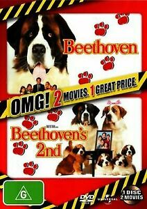 Beethoven-Beethoven-039-s-2nd-DVD-Free-Shipping-c1