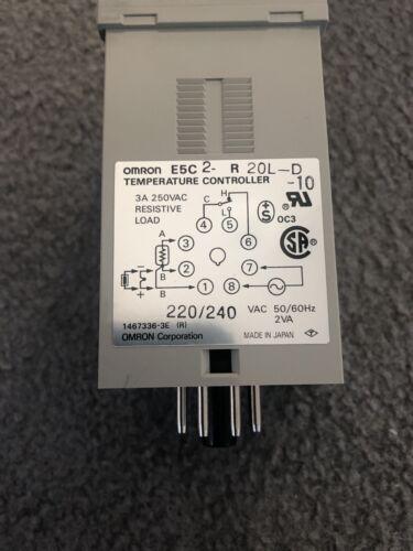 OMRON E5C2-R20L-D10