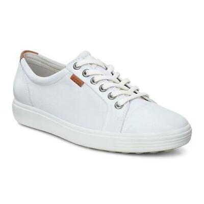 Ecco Shoes Soft 7 Womens Ladies White